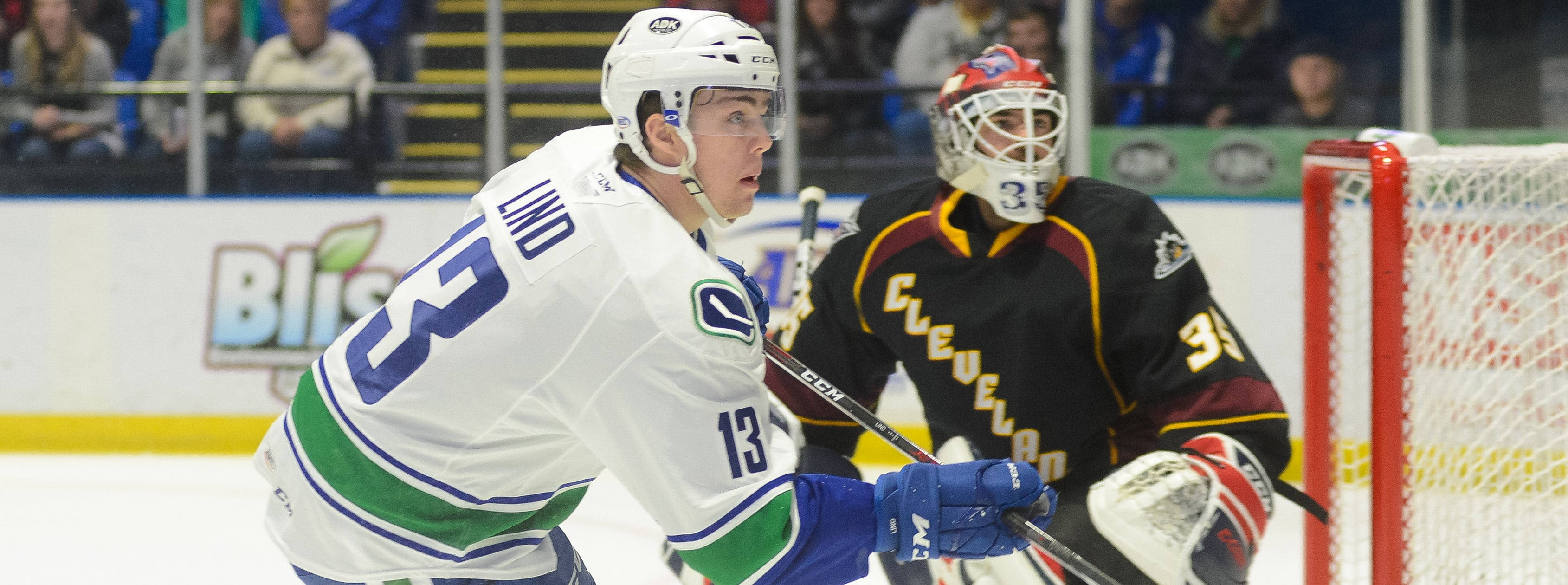 COMETS CLOSE OUT WEEKEND SET WITH CLEVELAND