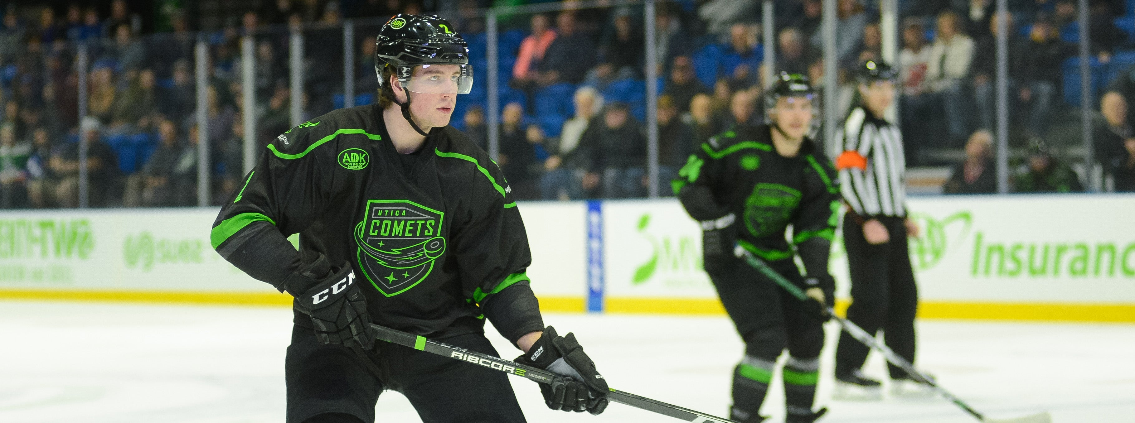 COMETS CONTINUE HOMESTAND AGAINST DEVILS