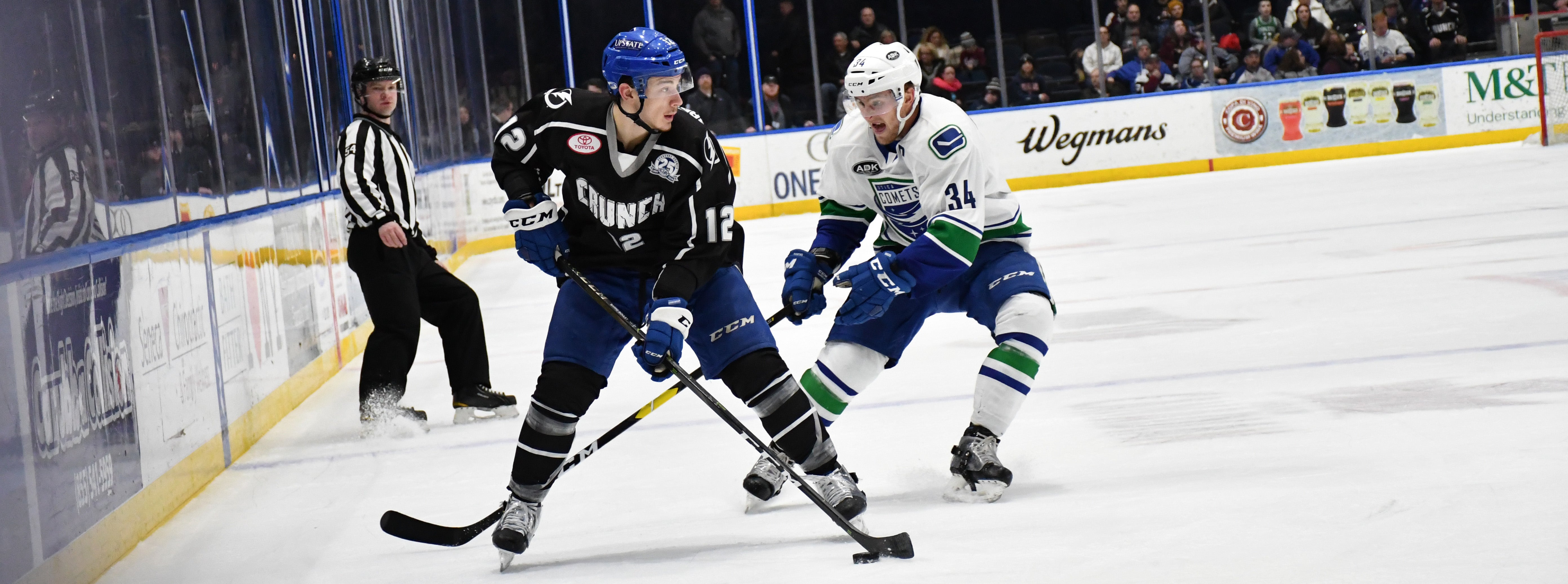 COMETS SHUTOUT IN SYRACUSE