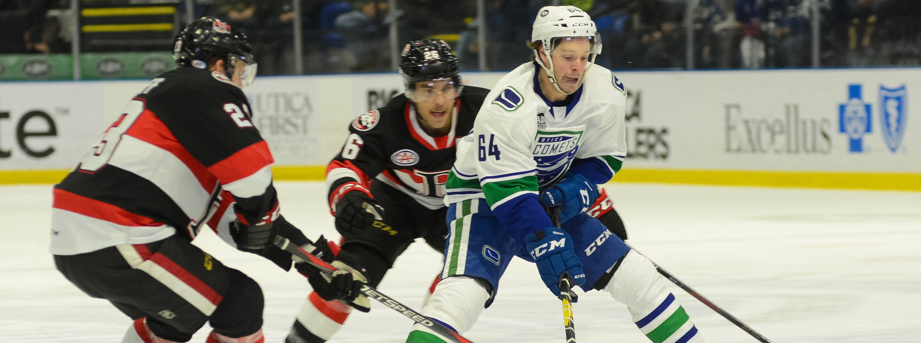 COMETS BATTLE SENATORS IN CRITICAL DIVISIONAL SHOWDOWN