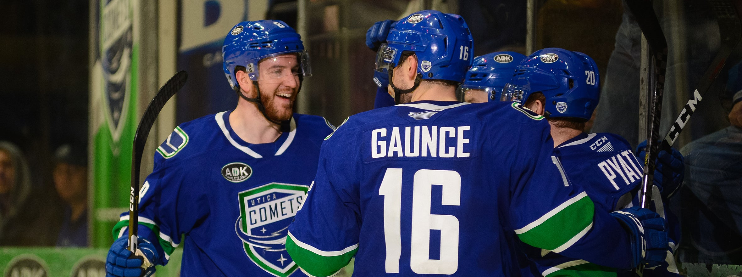 COMETS SNAP WINLESS SKID WITH SHOOTOUT WIN