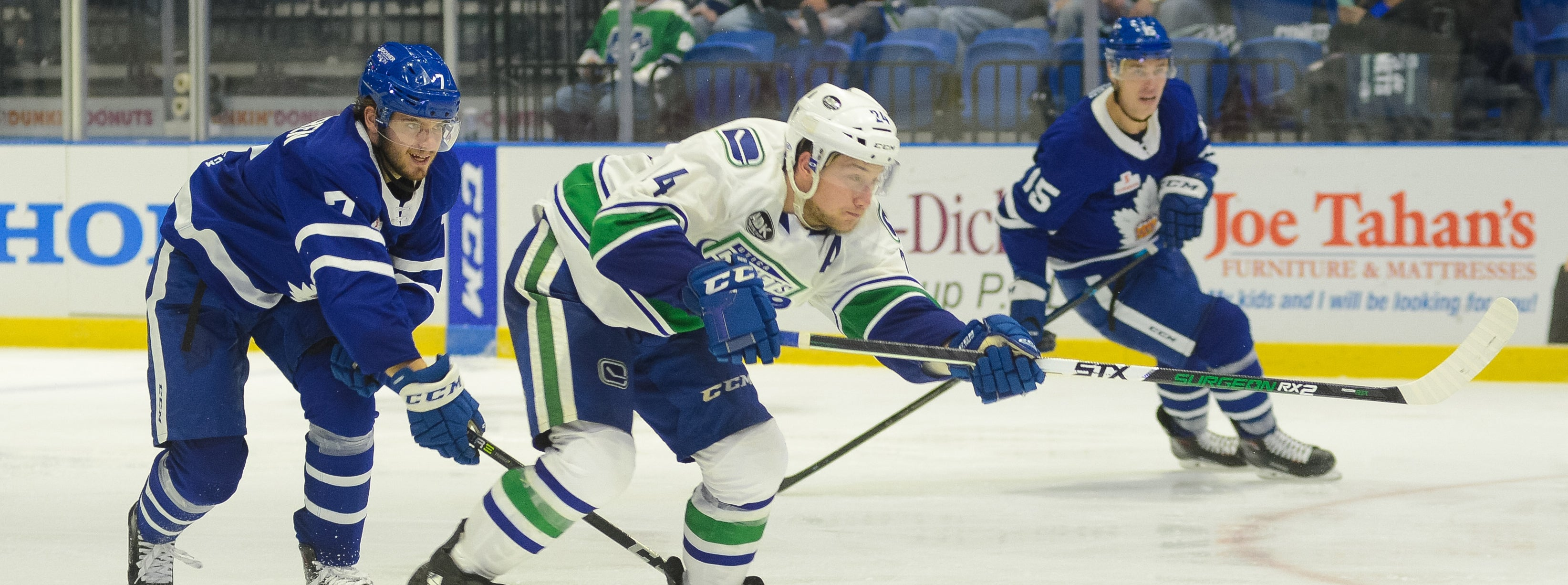 COMETS RENEW RIVALRY WITH MARLIES