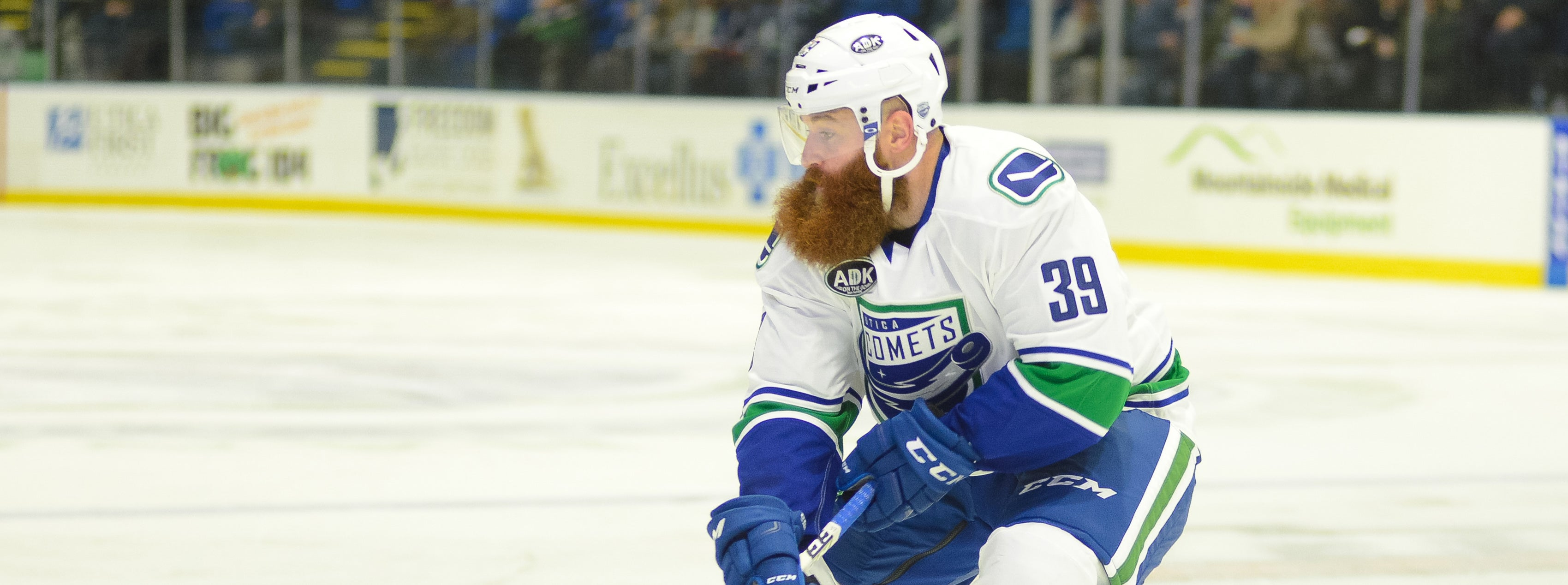 COMETS CONTINUE ROAD TRIP IN PROVIDENCE