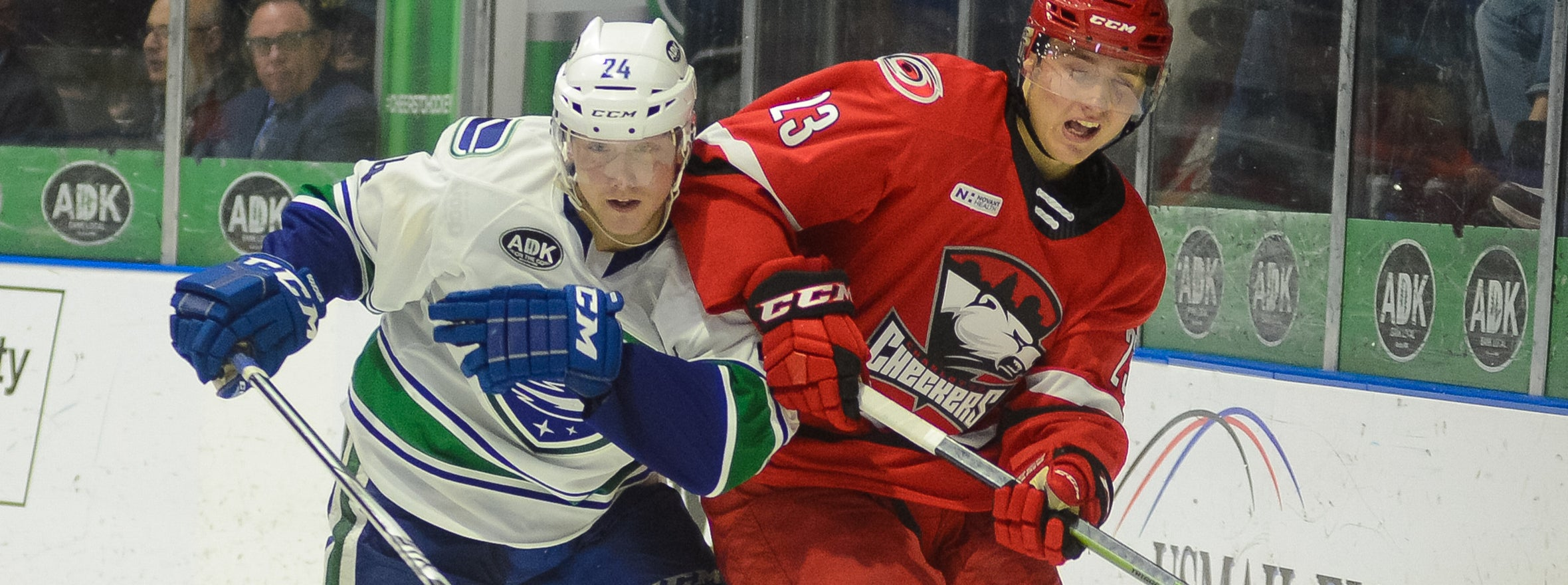COMETS DROP A HEARTBREAKER TO CHARLOTTE