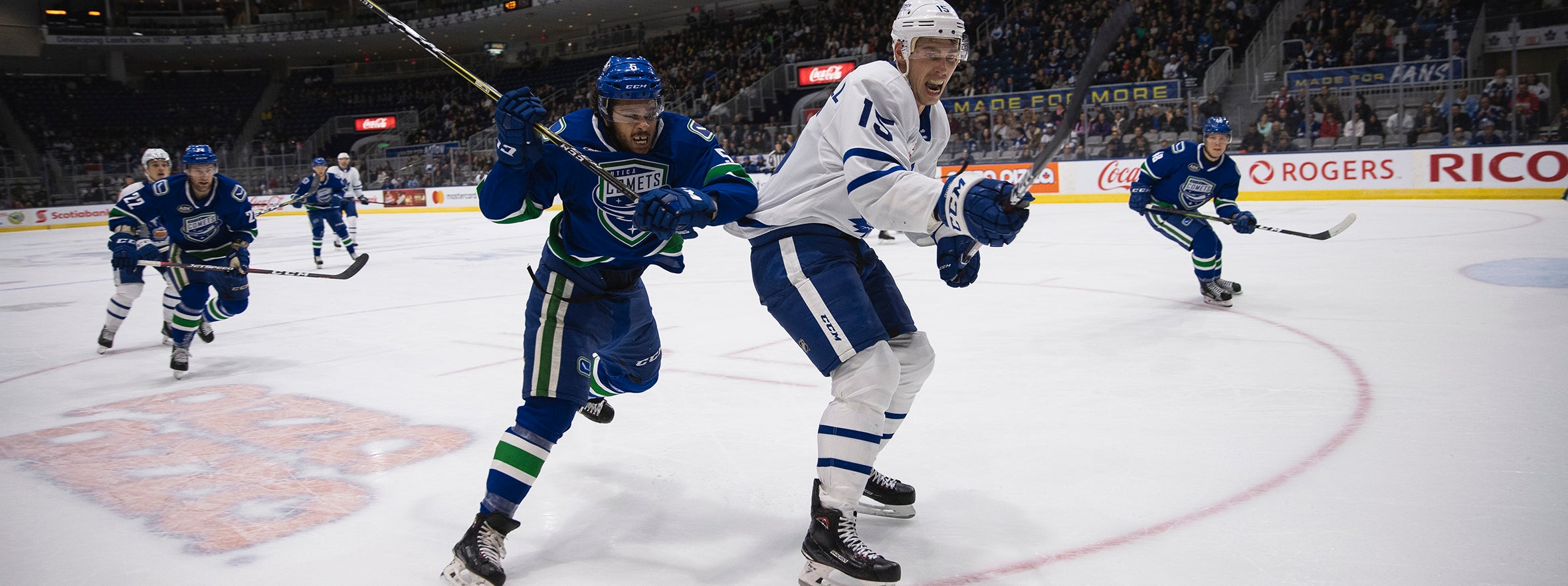 COMETS OFFENSE COMPLETES WEEKEND SWEEP OF TORONTO