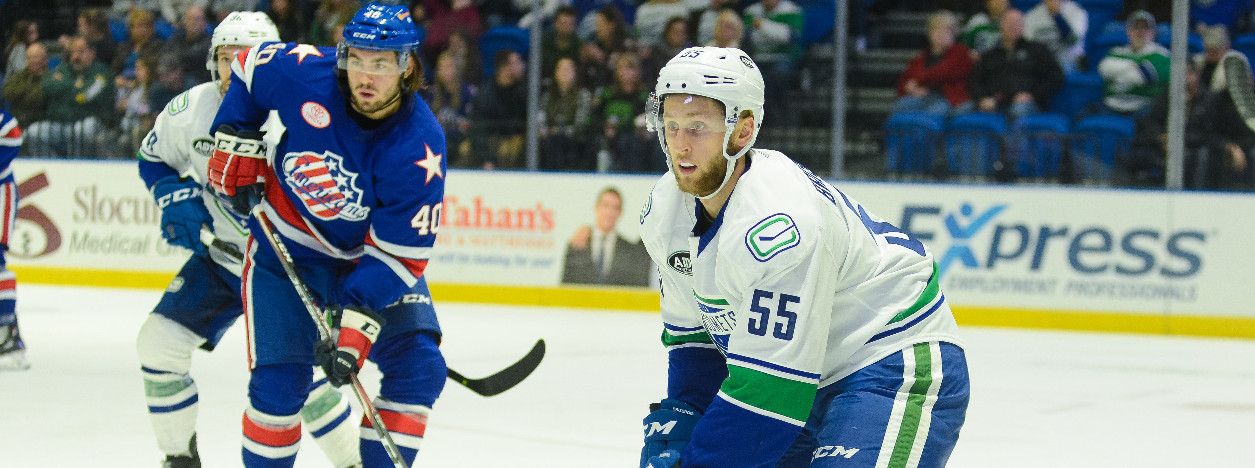 COMETS LOOK TO BOUNCE BACK AGAINST AMERKS