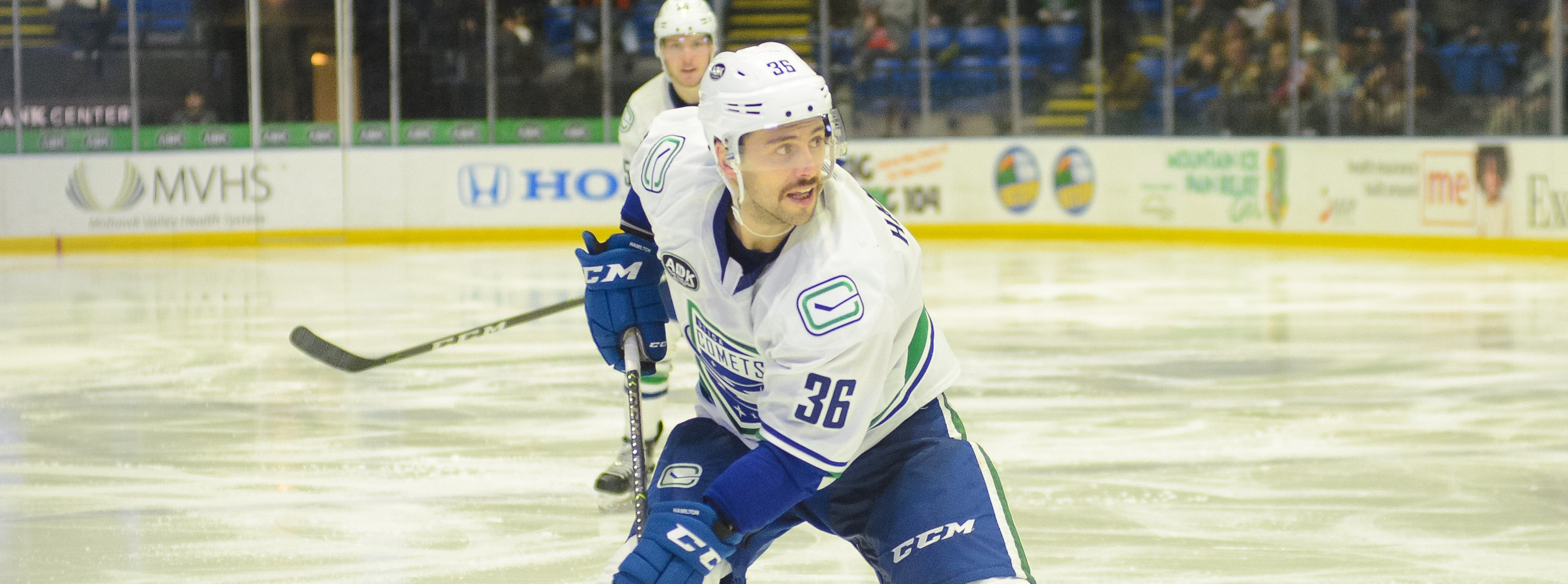 COMETS HEAD NORTH TO SQUARE OFF AGAINST ROCKET