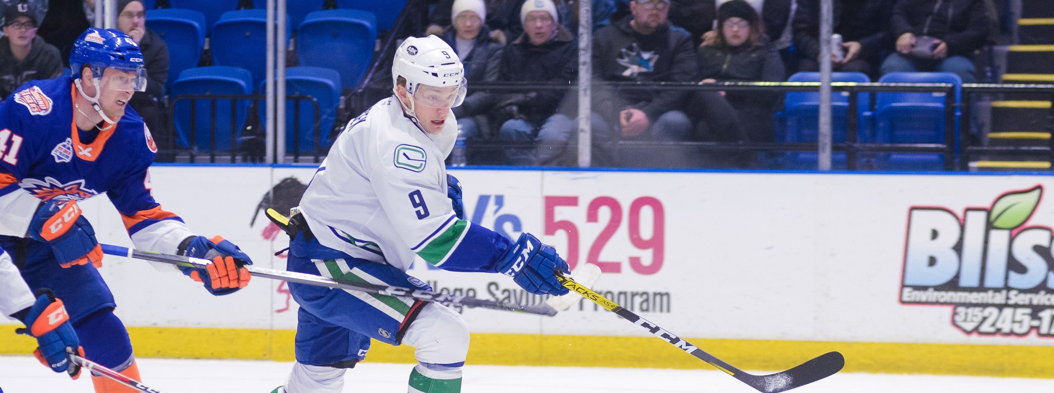 COMETS DROP WILD GAME IN SHOOTOUT