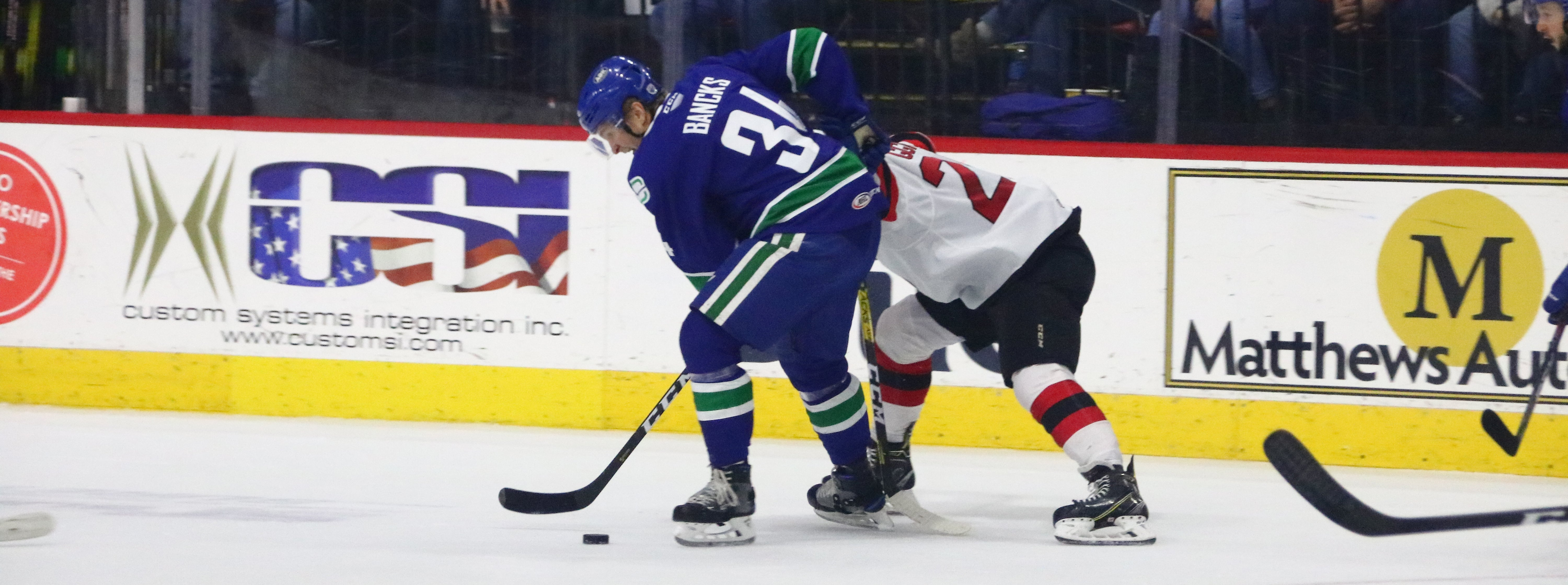 COMETS PLAGUED BY DEVILS' EFFICIENT ATTACK
