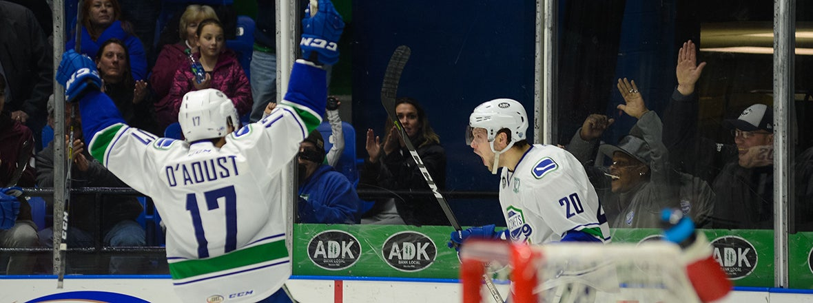 DEMKO DELIVERS COMETS FROM DEVILS