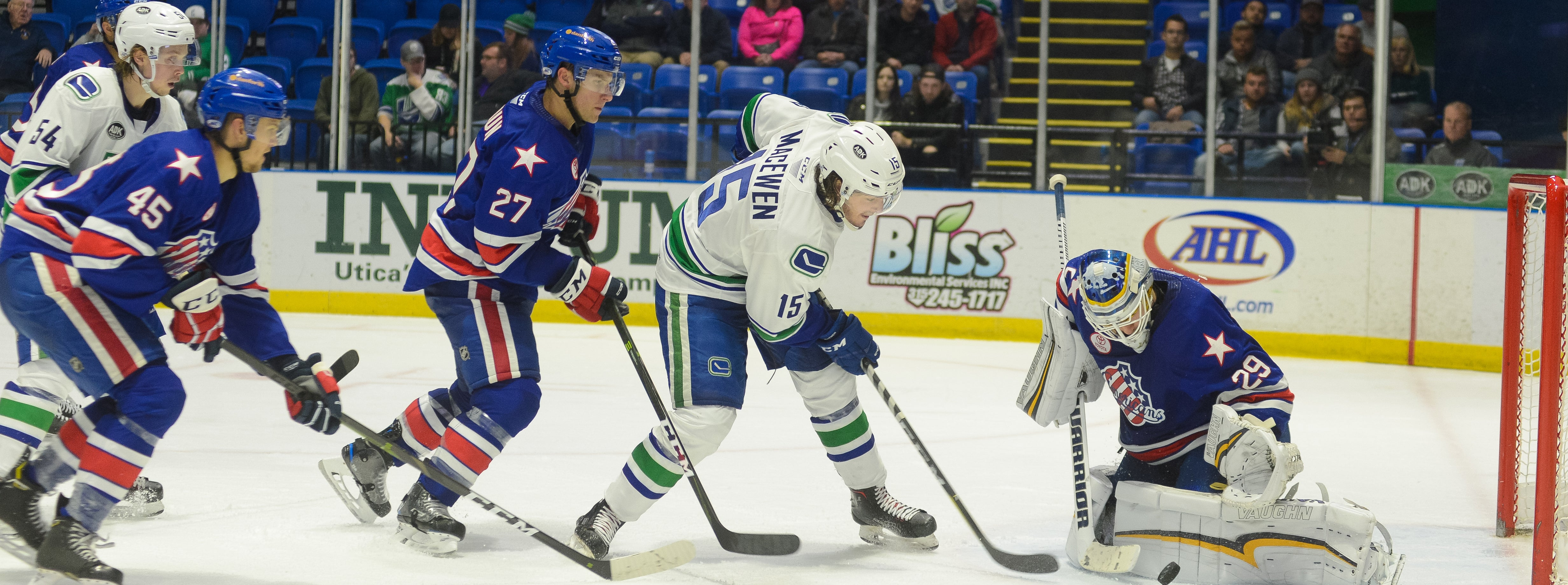 COMETS WRAP UP 2018 AGAINST ROCHESTER