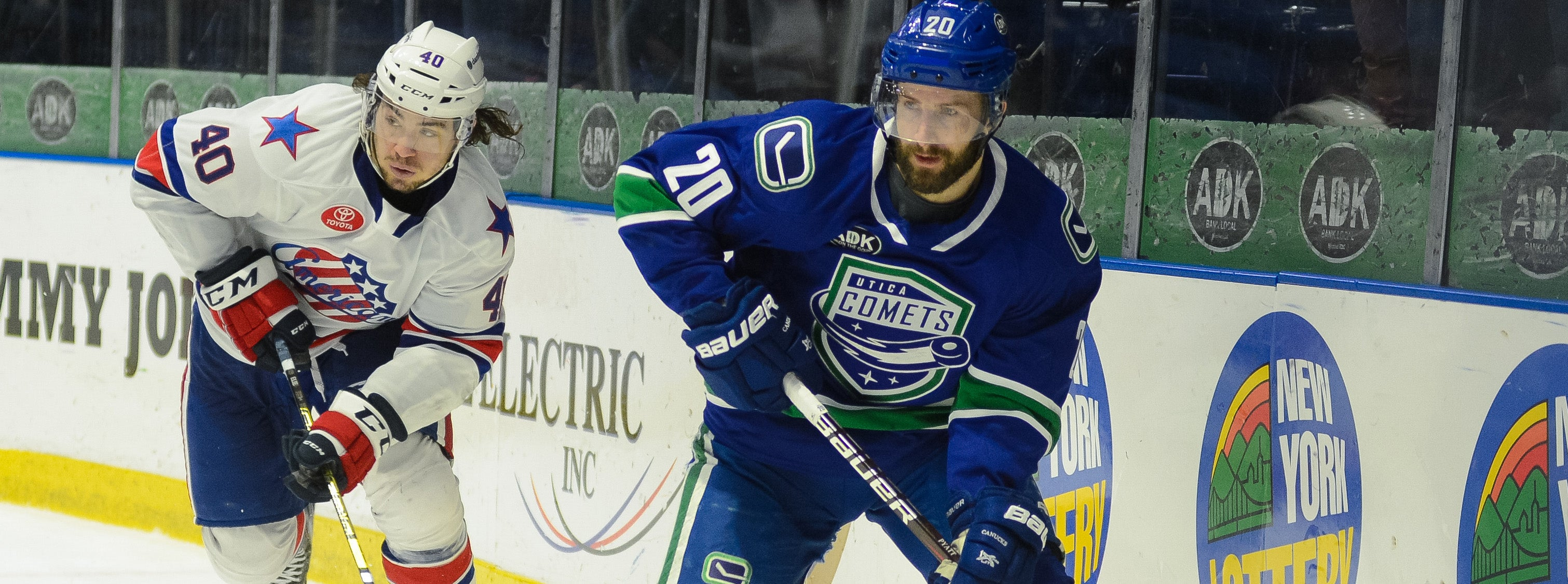 COMETS FACE AMERKS FOR FINAL TIME AT HOME