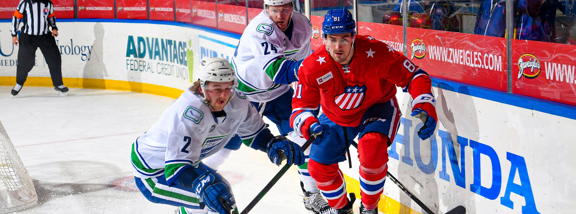 COMETS END SEASON WITH LOSS TO AMERICANS, 2-1