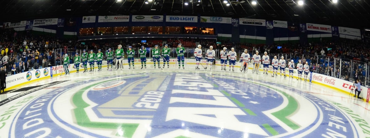 AHL ALL-STAR CLASSIC ENDS ON HIGH NOTE