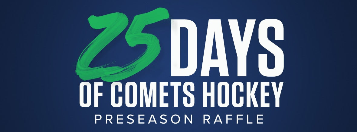 COMETS ANNOUNCE PRESEASON GAME RAFFLE