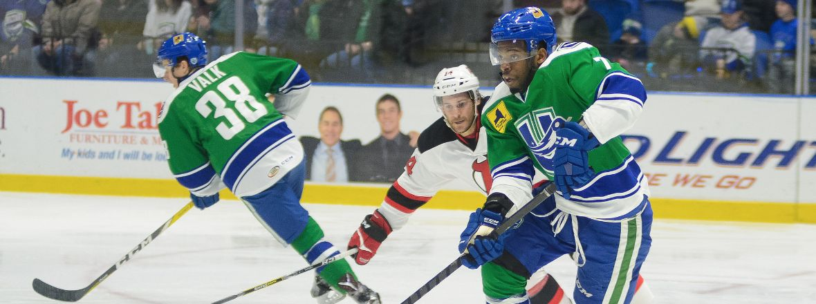 COMETS' DEFENSEMAN AMONGST STARS AT AHL CLASSIC
