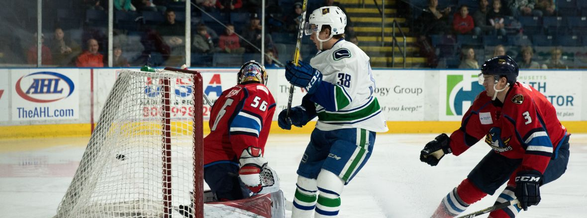COMETS & THUNDERBIRDS MEET FOR FINAL TIME THIS SEASON