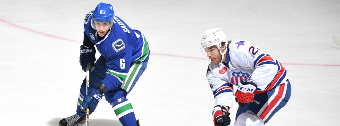 COMETS SEEK THIRD STRAIGHT WIN AGAINST ROCHESTER