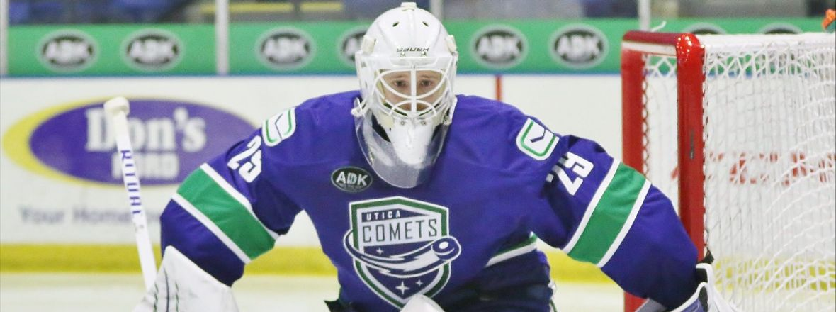 KIELLY SHINES IN SHOOTOUT VICTORY FOR COMETS AGAINST AMERKS