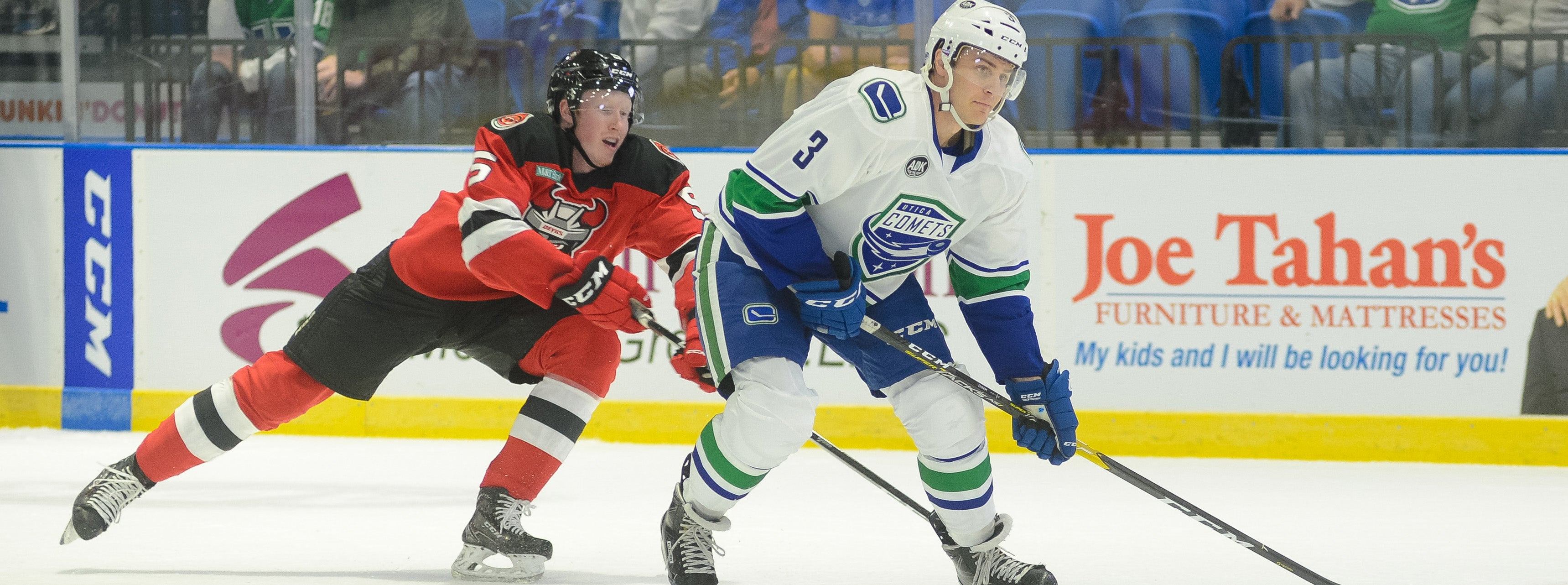 COMETS WRAP UP PRESEASON SCHEDULE AGAINST BINGHAMTON
