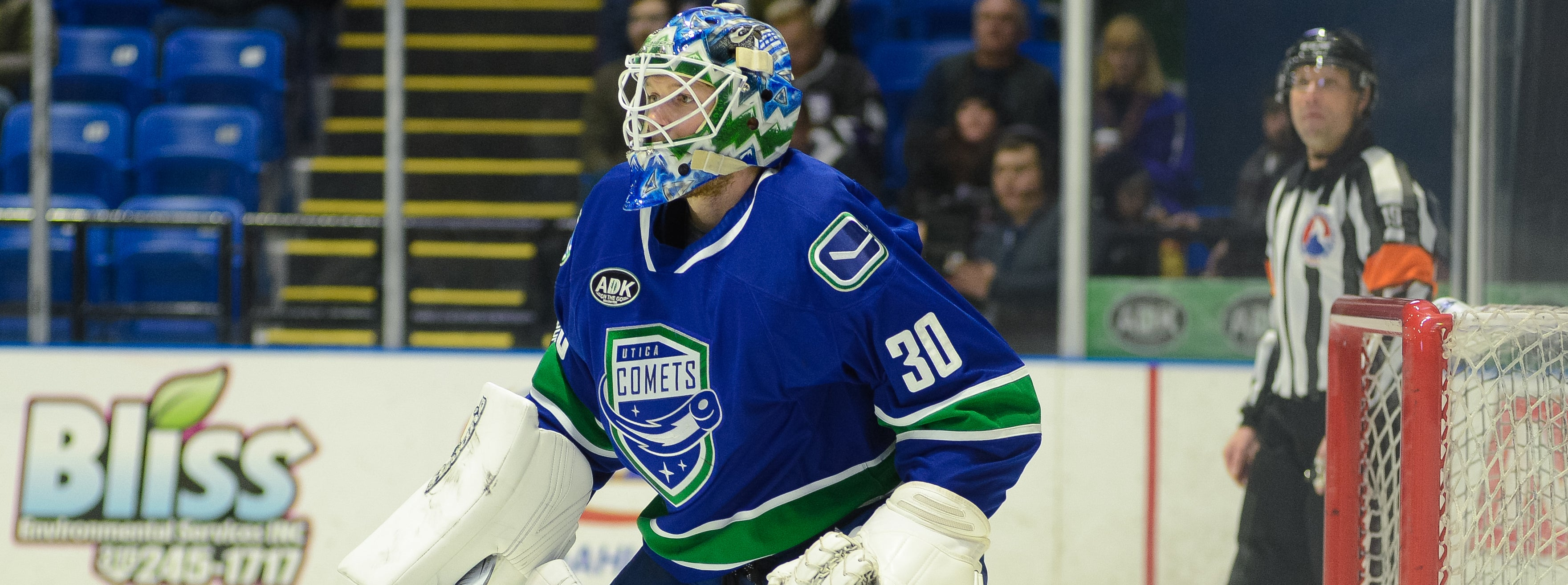 CANUCKS RECALL DEMKO FROM THE COMETS