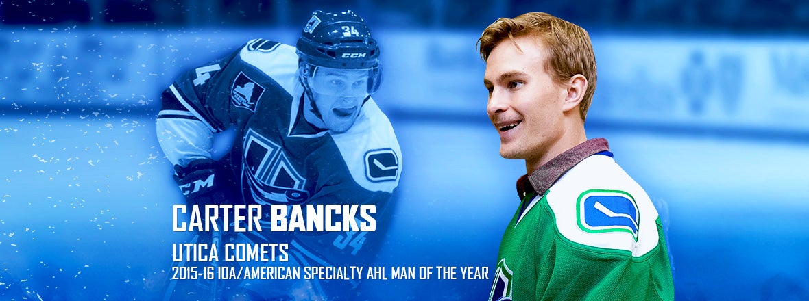 Bancks Named Comets Man of the Year