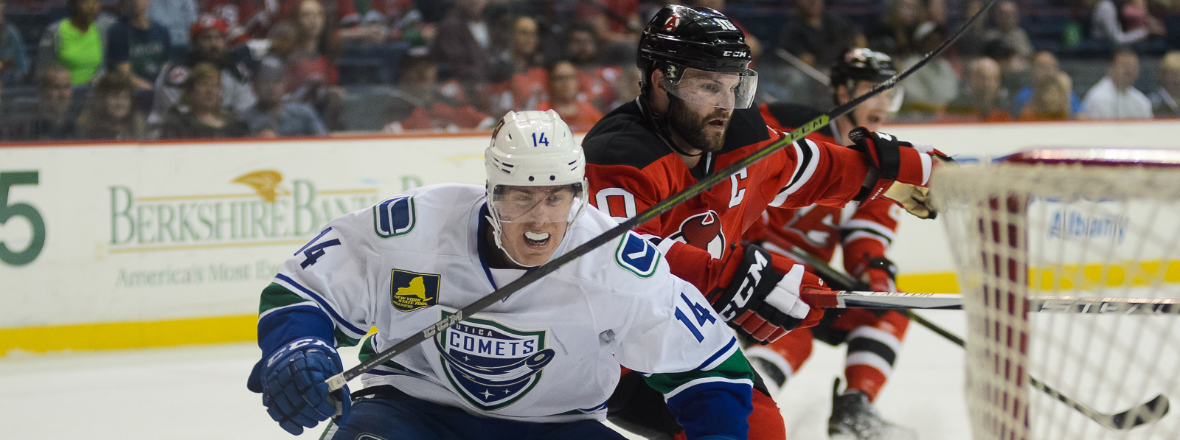 Game 2: Comets Fall Into 0-2 Series Hole