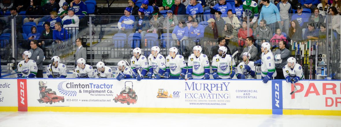 Comets Bench SS