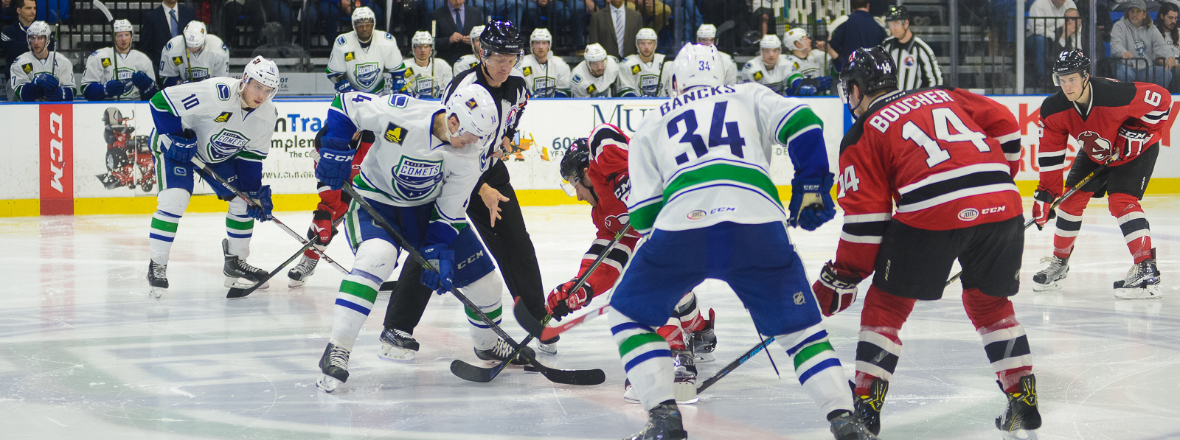 Comets Bow Out in the First Round