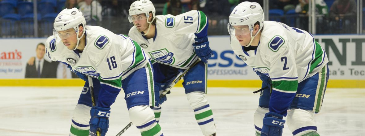 COMETS HOST SENATORS IN SEARCH OF FIRST WIN