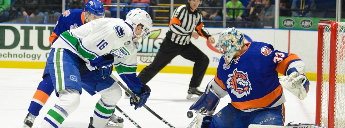 COMETS BATTLE SOUND TIGERS FOR SECOND STRAIGHT DAY