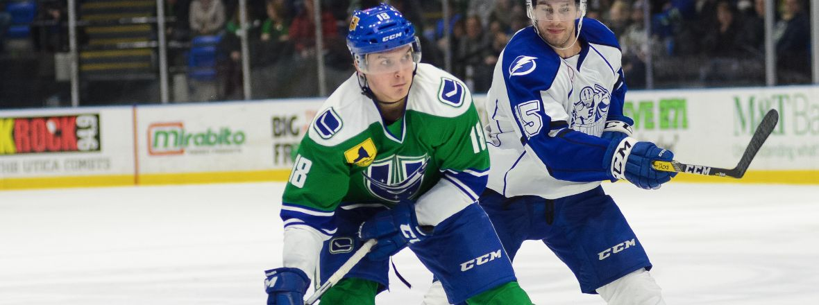 CRUNCH VISIT THE AUD AS PLAYOFF HOPES REMAIN