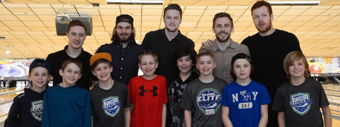 MENTORSHIP PROGRAM CONCLUDES WITH BOWLING PARTY