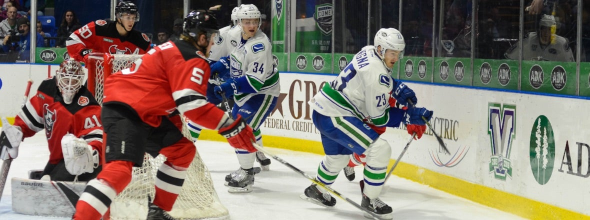 COMETS BATTLE DEVILS IN REGULAR SEASON FINALE