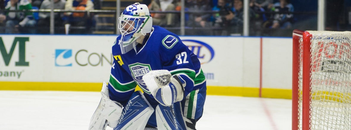 CANUCKS ASSIGN FOUR PLAYERS TO THE COMETS