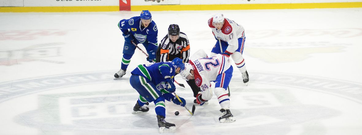 COMETS SEARCH FOR FIRST WIN VS. ICECAPS