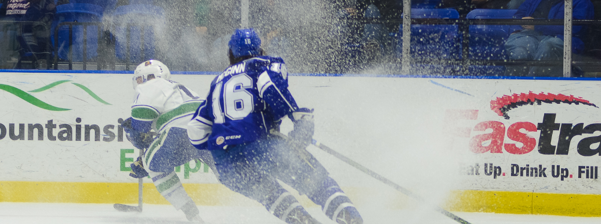Comets Stumble Late Against Crunch