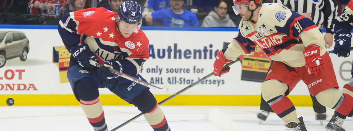 Shinkaruk's North Division Goes 1-2 in All-Star Challenge