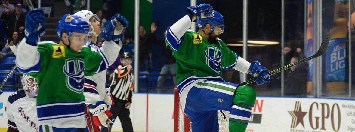 COMETS STAY ALIVE IN PLAYOFF HUNT WITH WIN