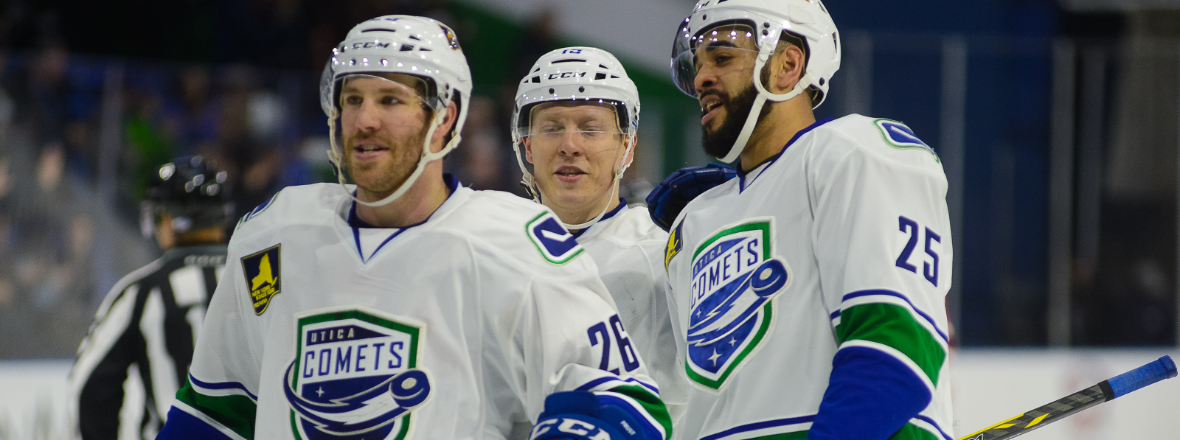 Comet Tales: Prust Arrives with a Mission