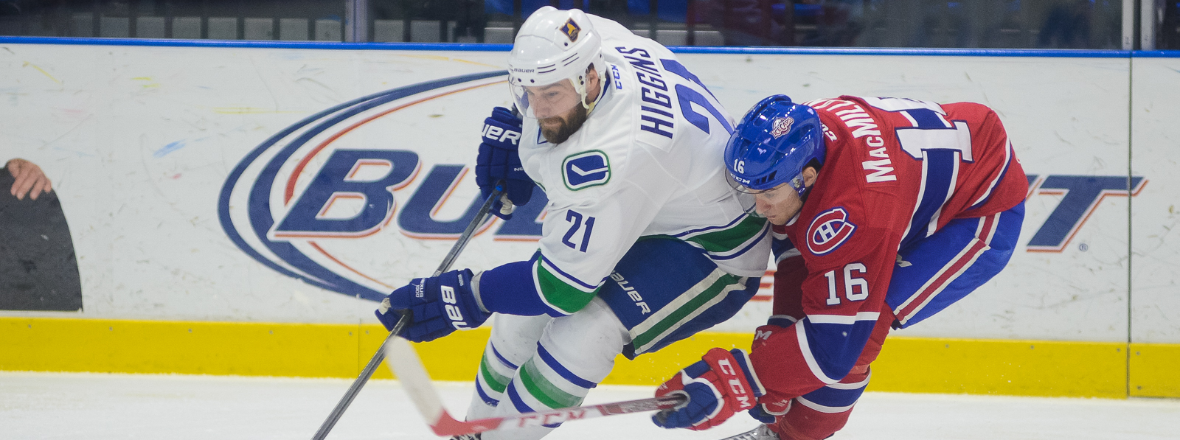 Comets Set Franchise Mark in Loss