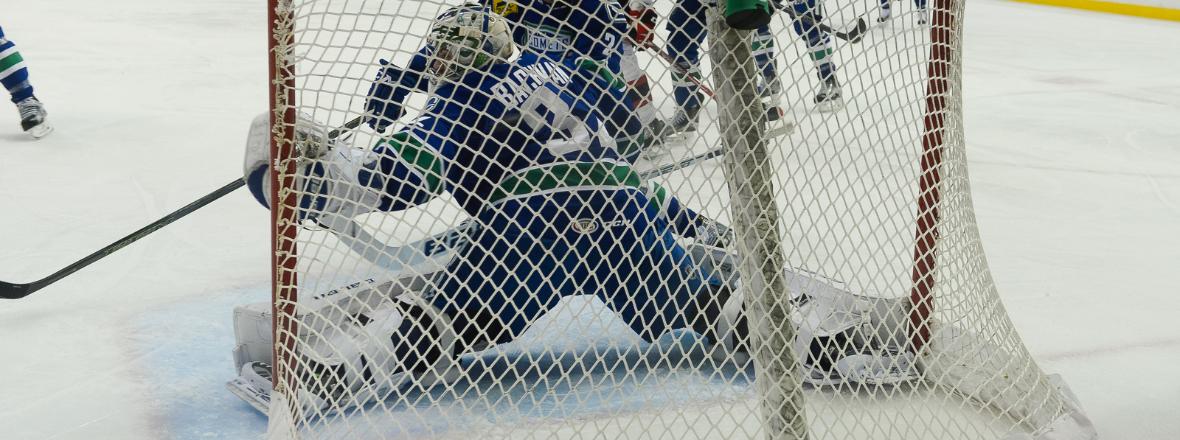 Zalewski Plays Hero in Return to the Comets