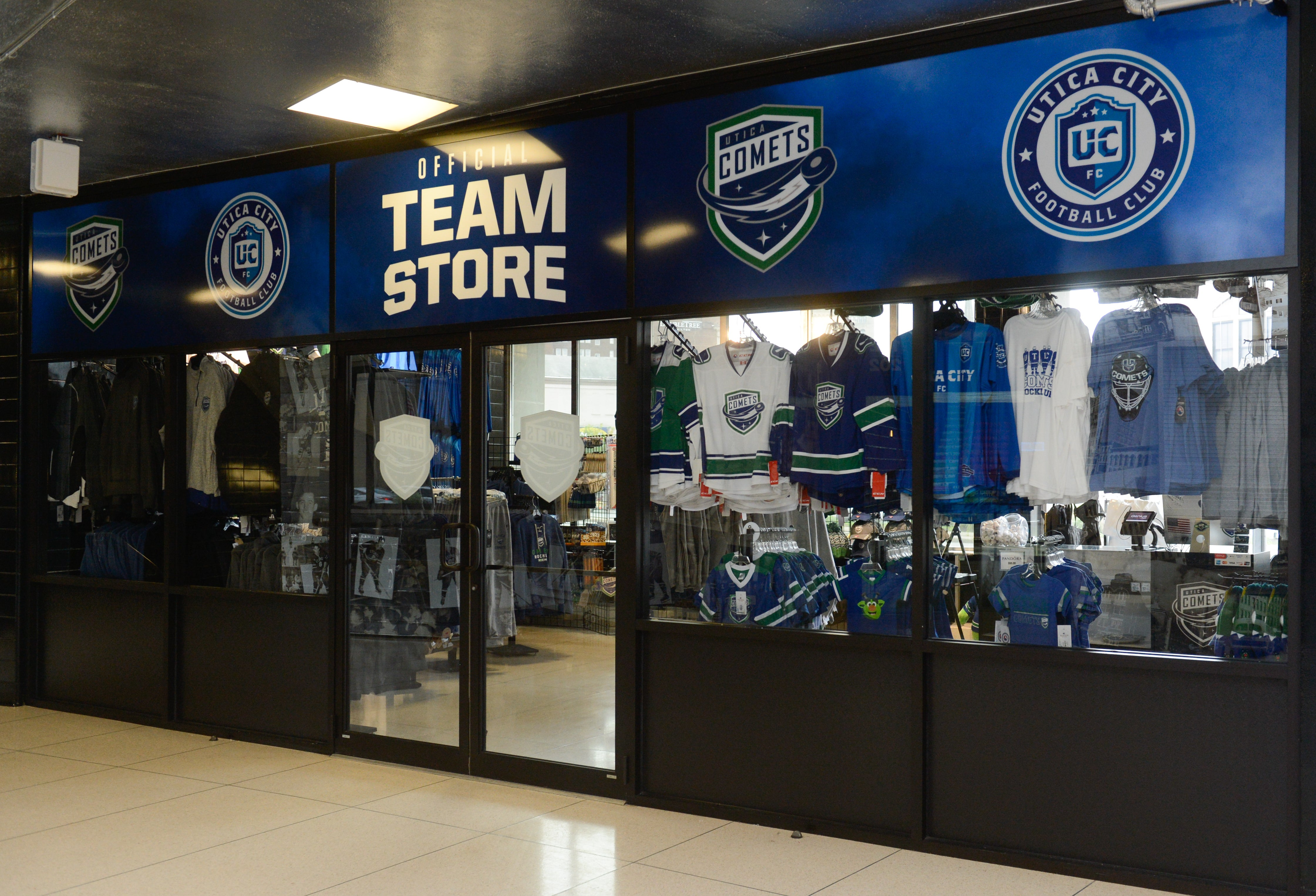 huge selection of a7653 a205e Team Store | Utica Comets Official Website