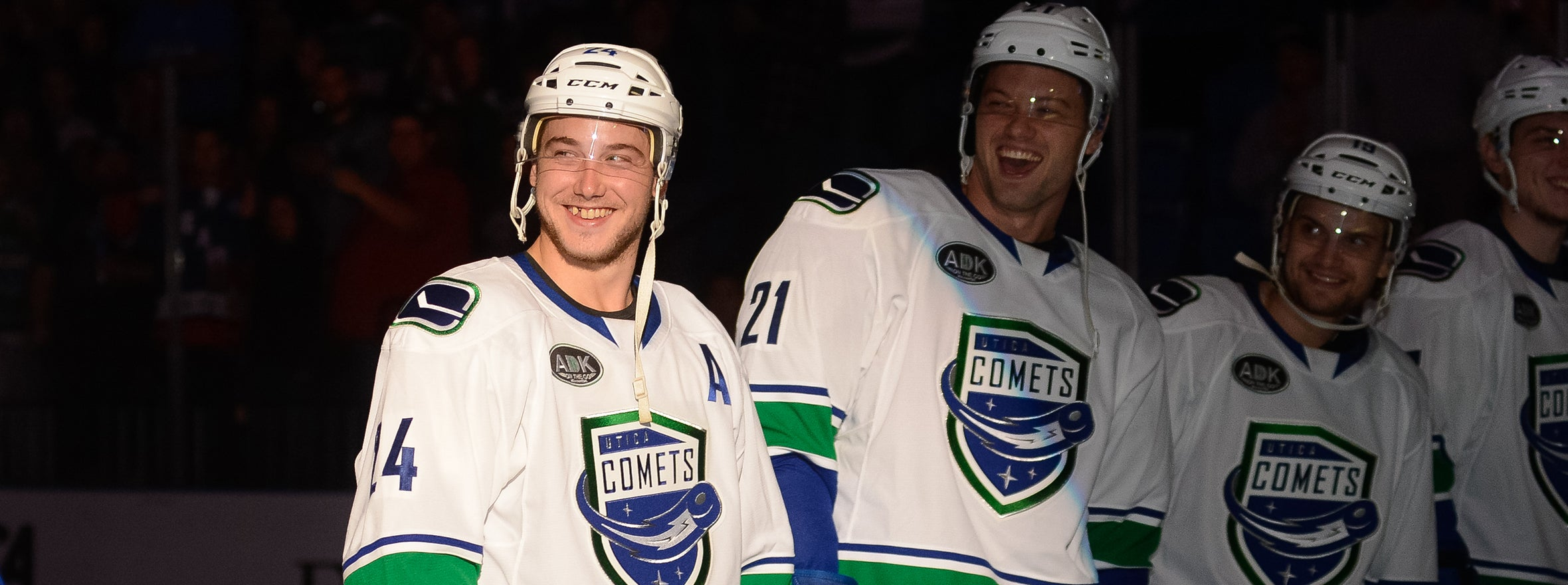 REID BOUCHER SELECTED TO AHL ALL-STAR CLASSIC