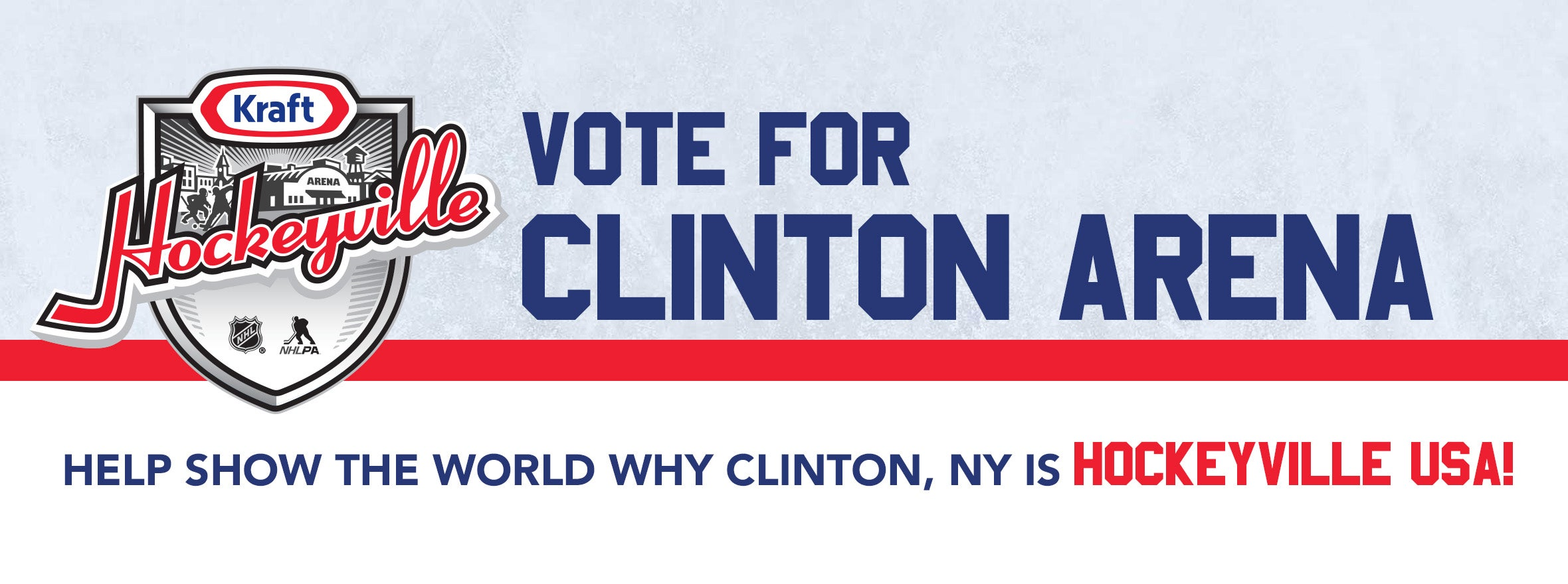 VOTE FOR CLINTON ARENA AT MIDNIGHT