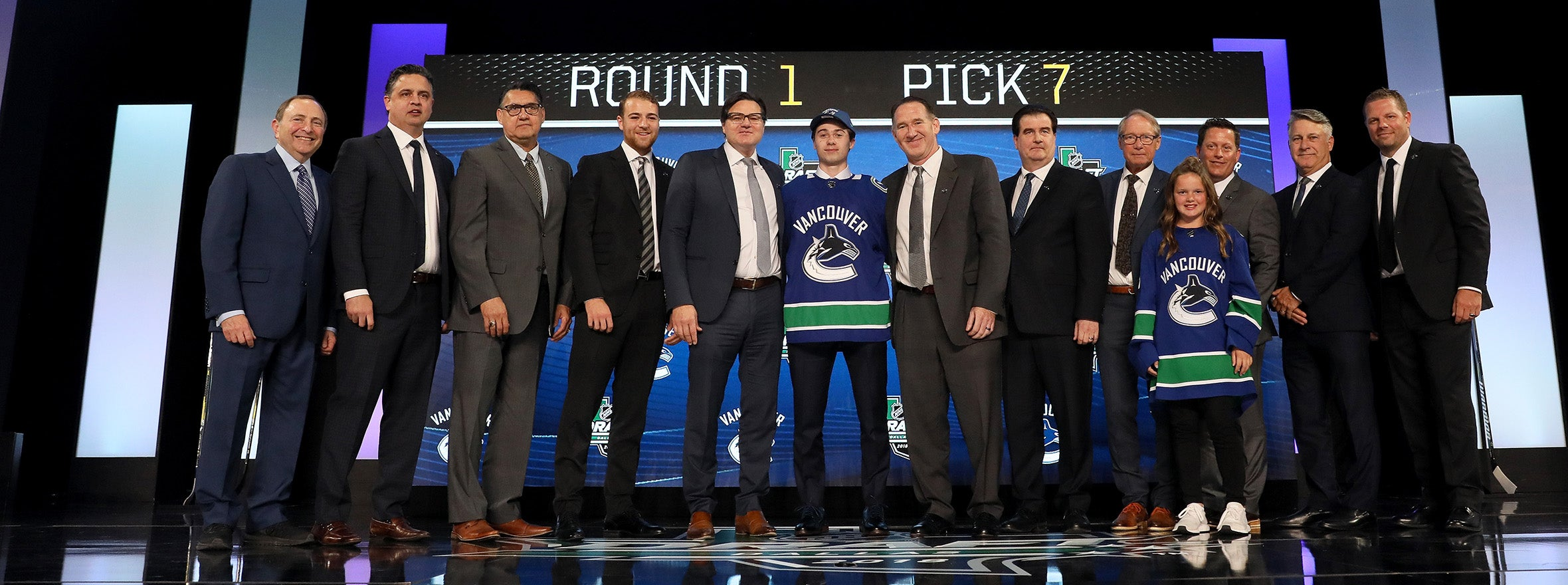 GET TO KNOW THE 2018 CANUCKS DRAFT PICKS