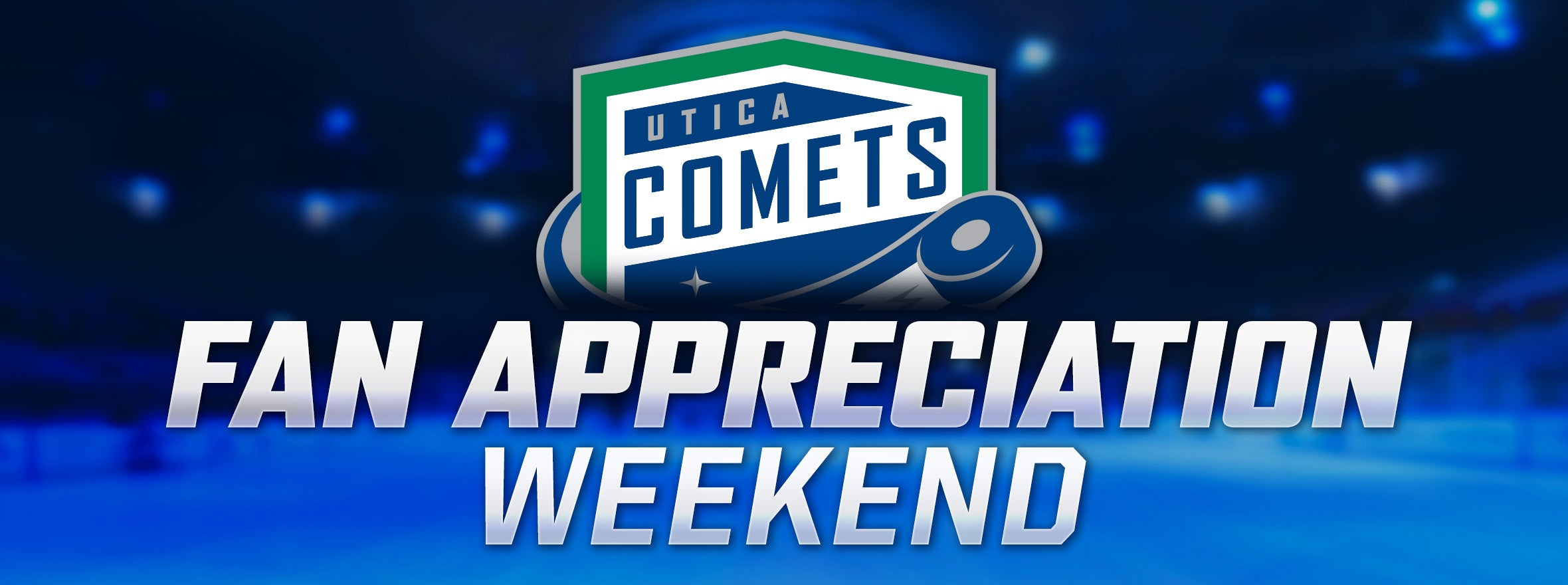 FAN APPRECIATION WEEKEND