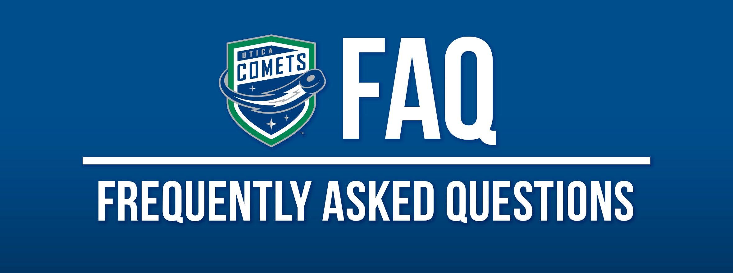COMETS FAQ