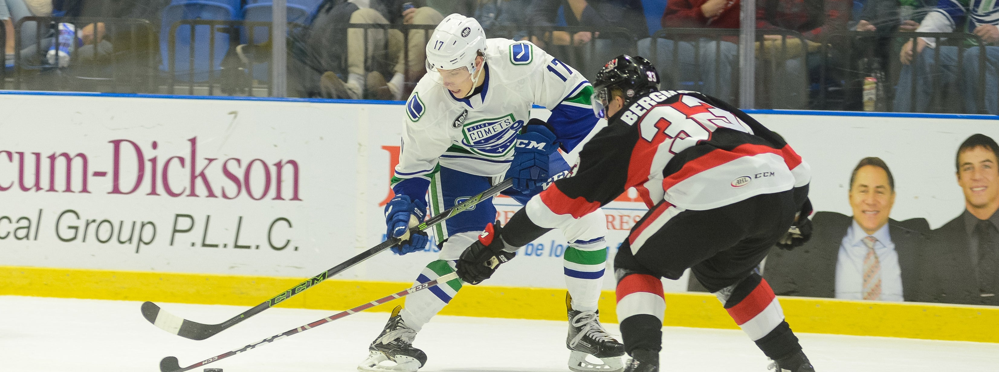 CANUCKS REASSIGN FORWARD ADAM GAUDETTE TO THE COMETS  6f084b306