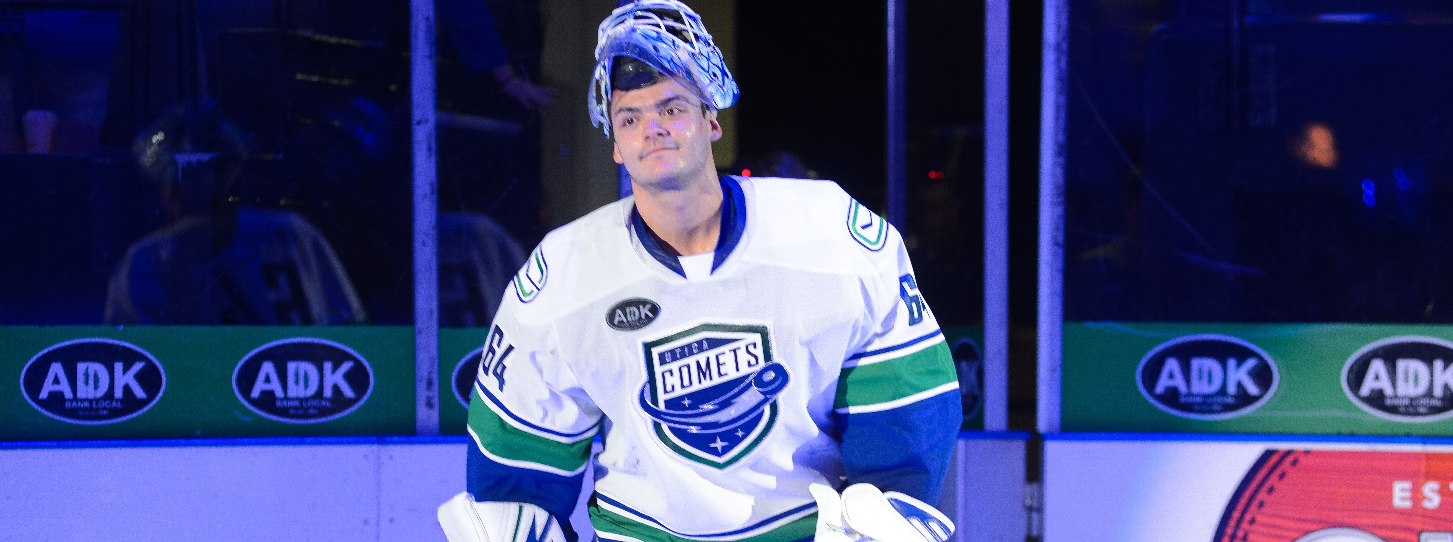 BREAKING THE ICE: MIKEY DIPIETRO